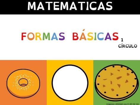 Formas Básicas 1 Círculo  by Sergio Mesa Castellanos