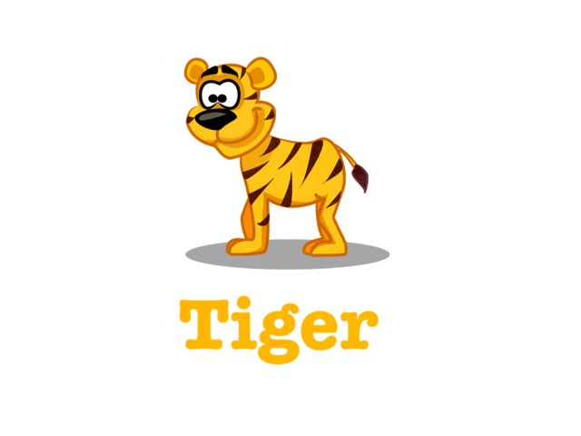Tiger by OM_NOOR ABOKABBOS
