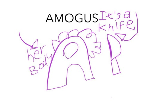 Amogus by Frederick Boateng