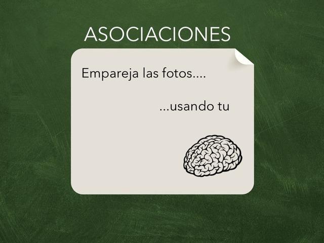 Asociaciones by Micaela Moro