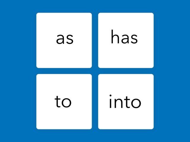 Trick Words Week 2 by Lorene Himpelmann