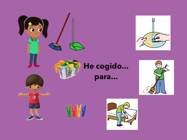 He Cogido... Para... by Francisca Sánchez Martínez