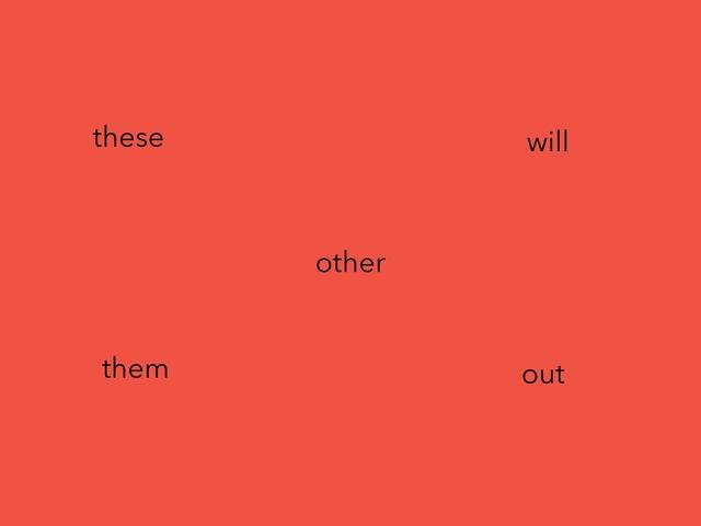 Frys Words 51 - 60 by Jacqueline Johnson
