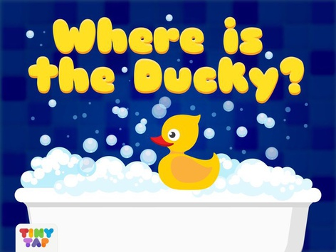 Where Is The Ducky? by Tiny Tap