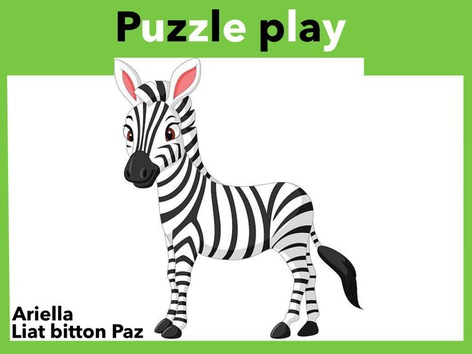 Puzzle Play 6 by Liat Bitton-paz