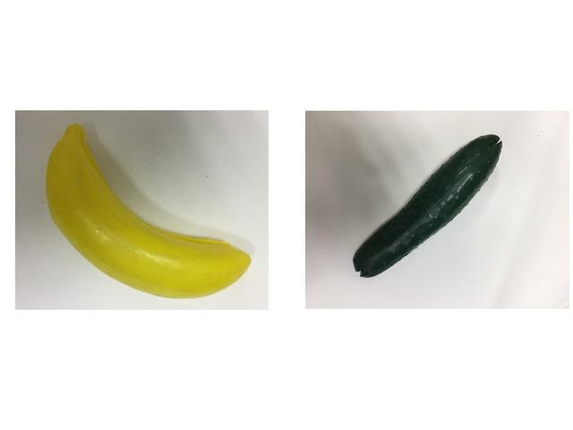 מלפפון בננה by אבישג בש