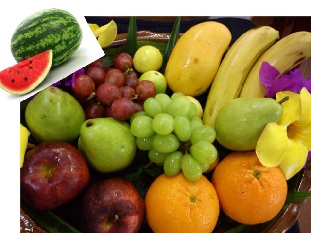 Fruits  by Marta Edo Monlleó