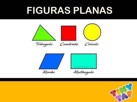 Figuras Planas by Jose Sanchez Ureña