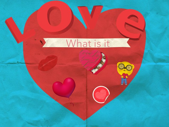 What Is Love  by Alisa Campbell