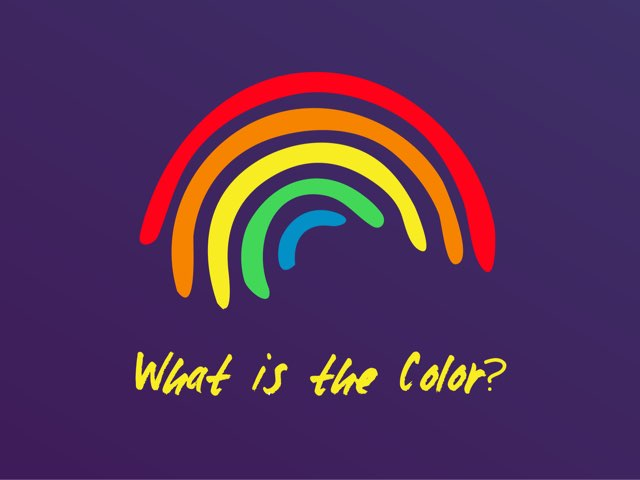 What Is The Color? by Victor Do