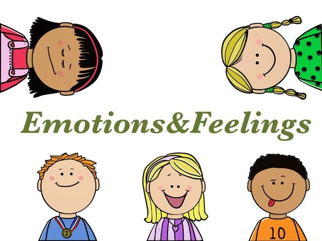 Emotions&Feelings by Hadi  Oyna