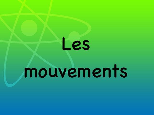 Les Mouvements  by Virginia Bevilacqua