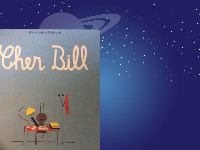 Cher Bill #devinincos by Ecole Puimichel