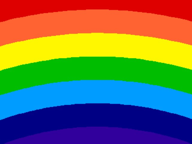 Color Match: Rainbow by Gianna Esposito