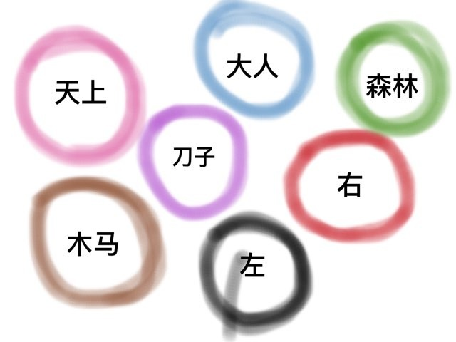 汉字 by Suwen He