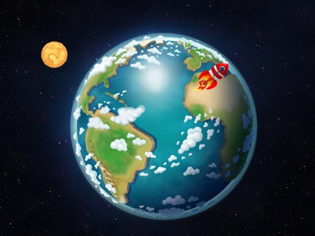 Viaje Espacial by Alejandro Del Río Caballero