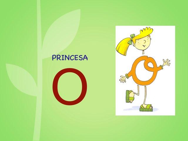 PRINCESA O by Profes Paula Inma