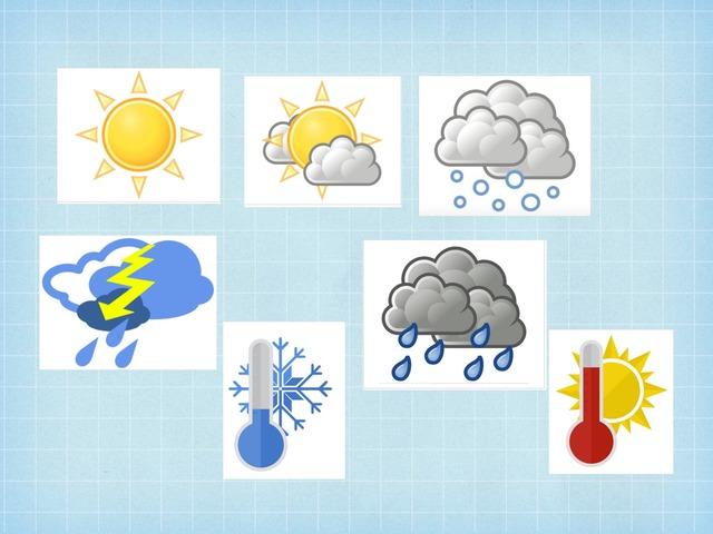 Grade 1 Weather by Nadia Fawzy