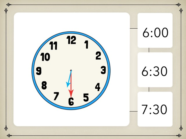 Analogue vs Digital Clock by Josephine Leung