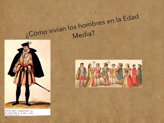 La Edad Media by Noelia Cava