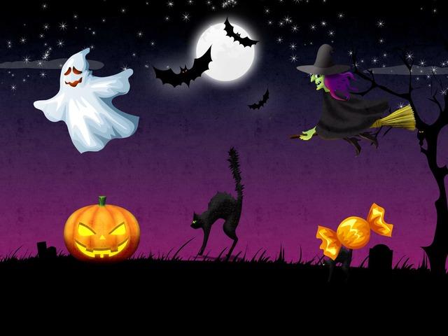 Halloween Game by Talluany Souza