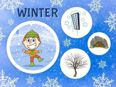 Season - Winter Time by Cici Lampe