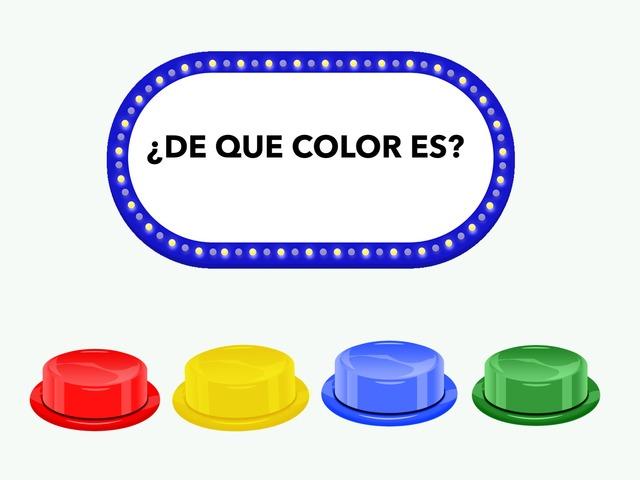 De Qué Color Es by Tiny Tap
