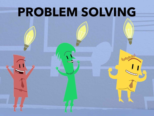 Problem Solving by Lora Lisa Pena-Villalobos