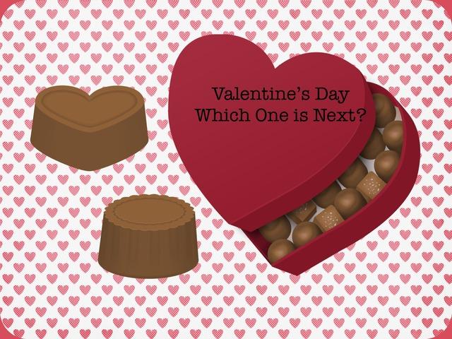 Valentine's Day: Next by Carol Smith
