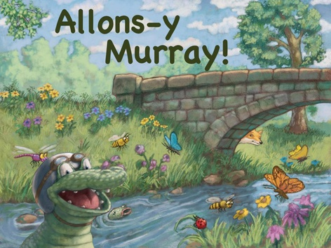 Allons-y Murray! by David Opie