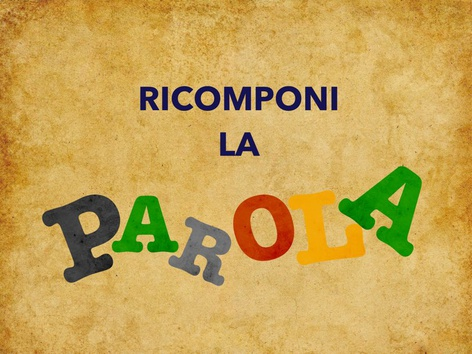 LDV_Ricomponi La Parola by Laura Della Valle