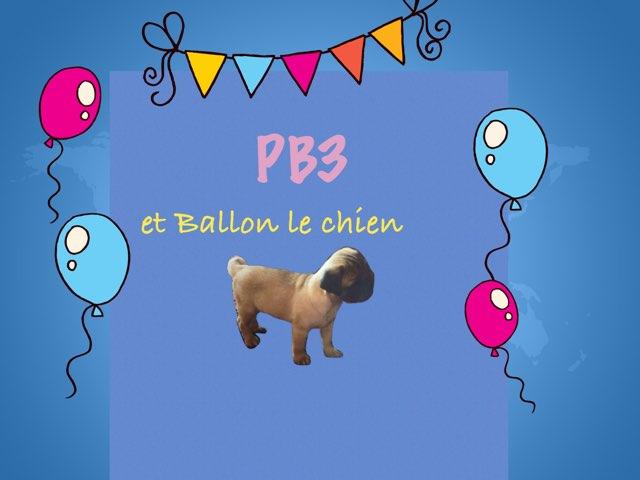 PB3 et Ballon by French Class