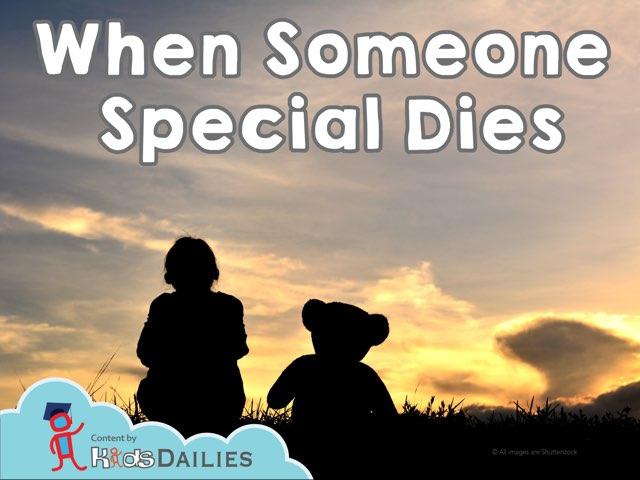 Understanding Death  by Kids Dailies