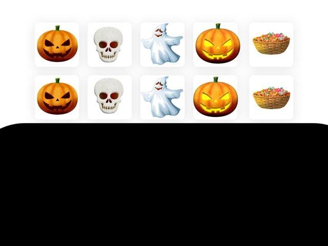Spooky Match by Aimee Cummins