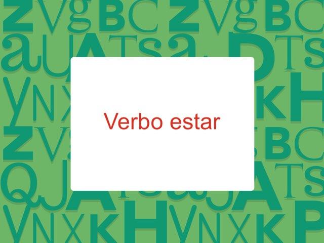 Verbo Estar by Toñi Arteaga Lucas