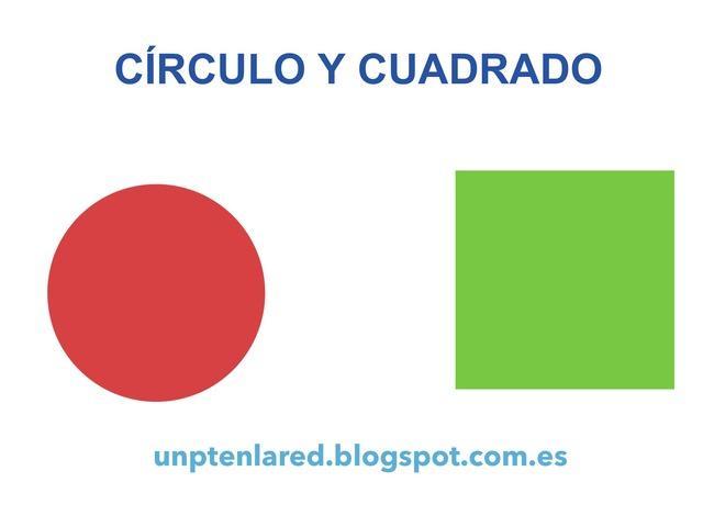 FORMAS CUADRADAS Y CIRCULARES. by Jose Sanchez Ureña