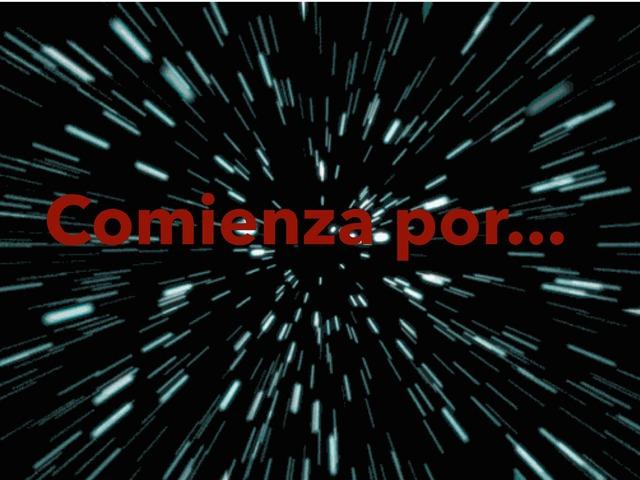 Comienza Por... by Nerea Glez