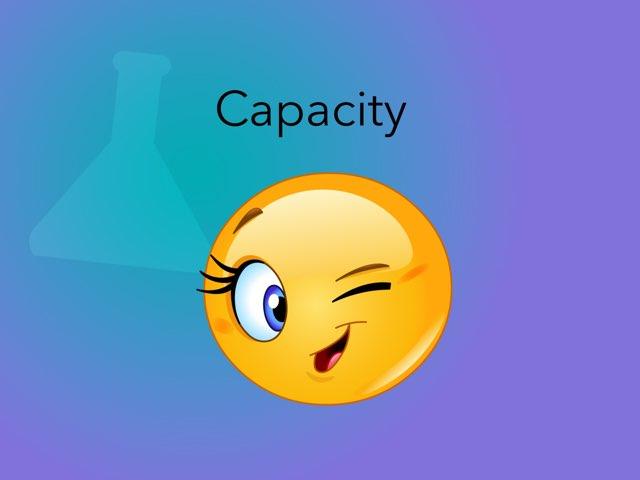 Capacity by John Ferrero