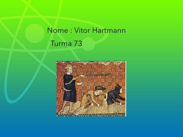 Vitor Hartmann T: 73 by Rede Caminho do Saber