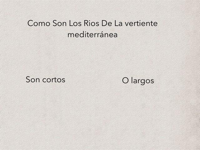 Como Son Los Rios by Gonzalo Vega Beltran