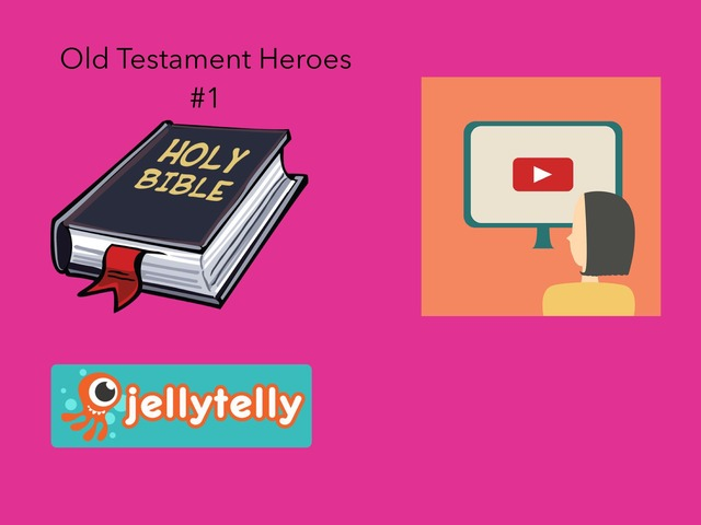 Bible Videos: Old Testament Heroes by Carol Smith
