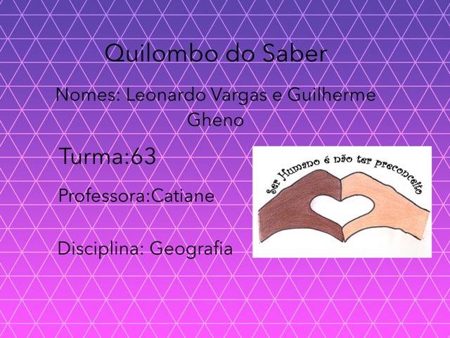 Leonardo Vargas E Guilherme Gheno  by Rede Caminho do Saber
