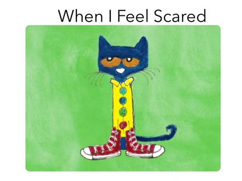 When I Feel Scared by Lori Board