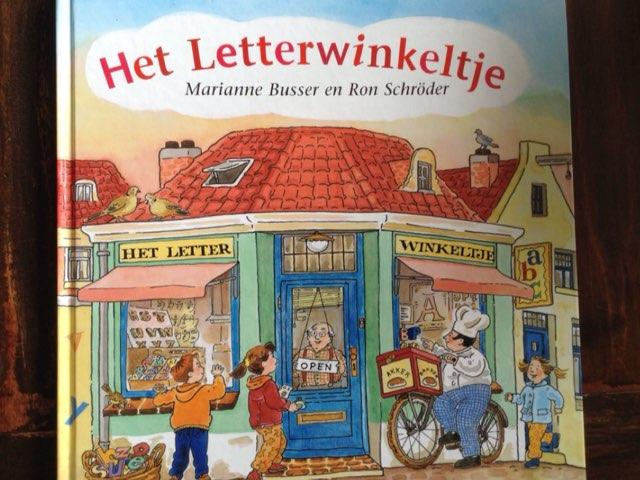 Het letterwinkeltje - Deel 3 by Britt vanKessel