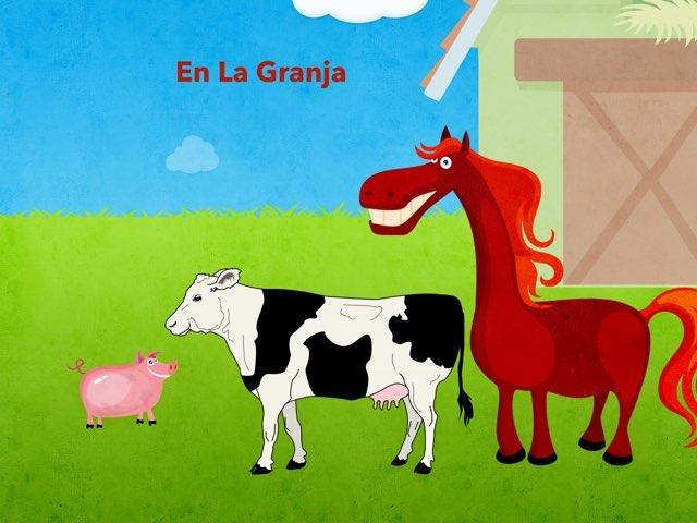 Identify farm animals by Claudia Licona