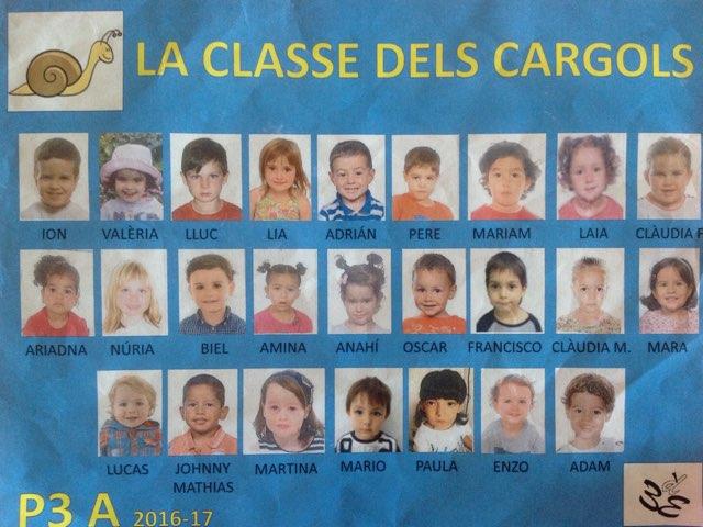 Niños De Clase by María Fernanda