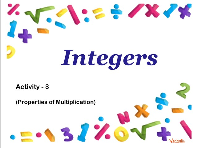 G7 Integers 3 by Pulkit Jain