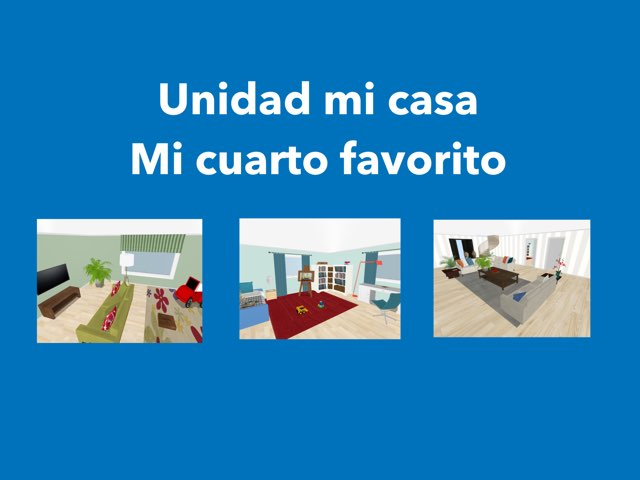 Mi Cuarto Favorito by Rodica Harvey