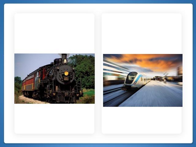 Trains game by Kristijonas by Mokytoja Ilona