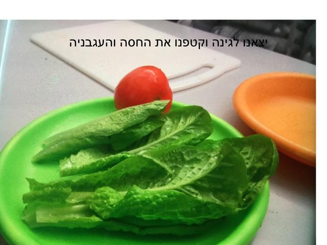 שיעור  סלט חסה 11/1/18 by נורית בנימין